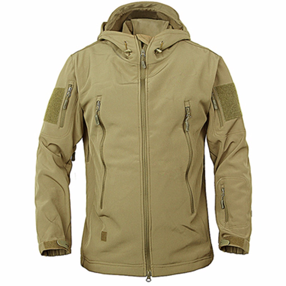 LEFT ROM 2018 Fashion male High-end fashion Waterproof windproof Hooded jackets/men's slim Fit pure color leisure coat XS-XXXL
