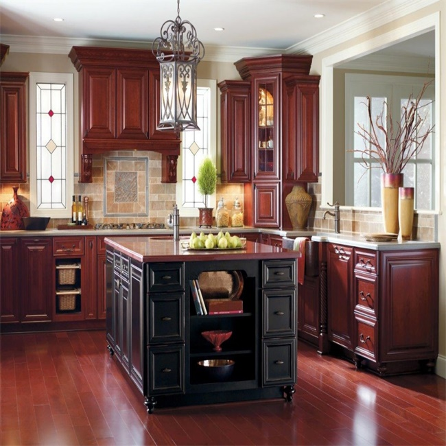2017 Cheap High Gloss Lacquer Kitchen Cabinet from China