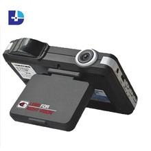"""2016 Coche 2.0 """"LCD Del Coche Anti Detector de Radar Del Coche DVR Cámara de Vídeo Grabadoras de Rusia de Voz detector de Detectores de Radar GPS Logger coche"""