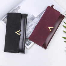 Mujeres del cuero del embrague pasaporte cubierta titular de la tarjeta de lujo Bolsas diseñador del bolso a main Bolsas para las mujeres 30