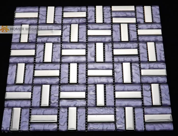 piastrelle di vetro strisce-acquista a poco prezzo piastrelle di ... - Blu Piastrelle Del Bagno Mosaico