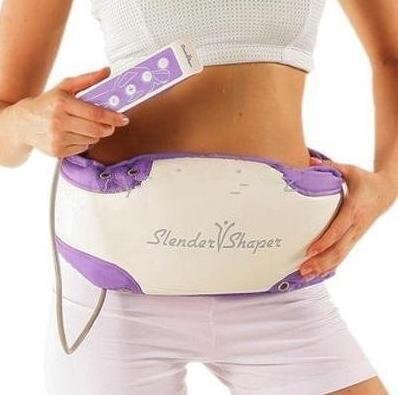 Free Shipping Slimming Lose Weight Fat Burner Slim Massager Belt Slender Shaper Fat Burning Oscillating Slimming