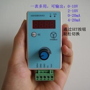 Image 2 - Analog Output of Hand Held 0 10V/2 10V 0 20mA/4 20mA Signal Generator
