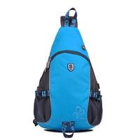 Men Backpack Fashion Student Backpack School Bag Travel Bags Triangle Bag