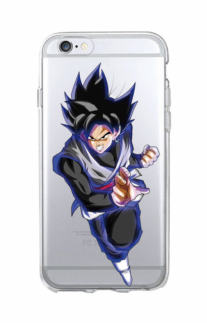 Dragon Ball Soft Case For iPhone & Samsung