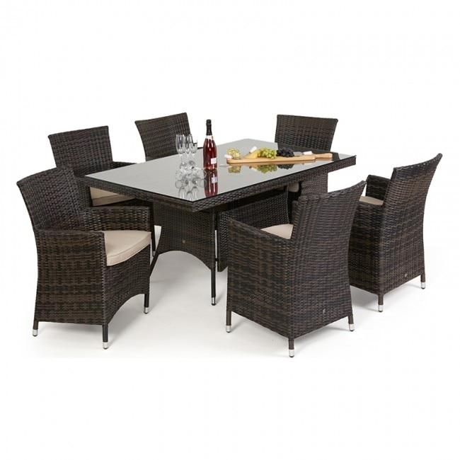 2017 trade assurance sgs discount antique resin wicker glass top centre table design