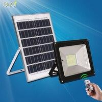 GUGI Solar Lamp Solar Led Flood Light Outdoor Led Solar Spotlight Solar Panel FloodLight 100W With Waterproof IP65 Led Reflector