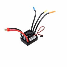 Racerstar 80A Sensorless ESC Sin Escobillas Impermeable 1/8 RC Pieza Del Coche