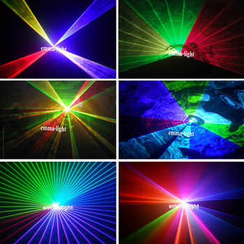 1200mw 1.2w RGB ilda dmx animation laser 2D+3D change+SD card stage lights /disco laser /club light/party laser/lazer show
