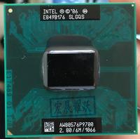 Intel Core 2 Duo P9700 CPU SLGQS EO Laptop Processor PGA 478 Cpu 100 Working Properly
