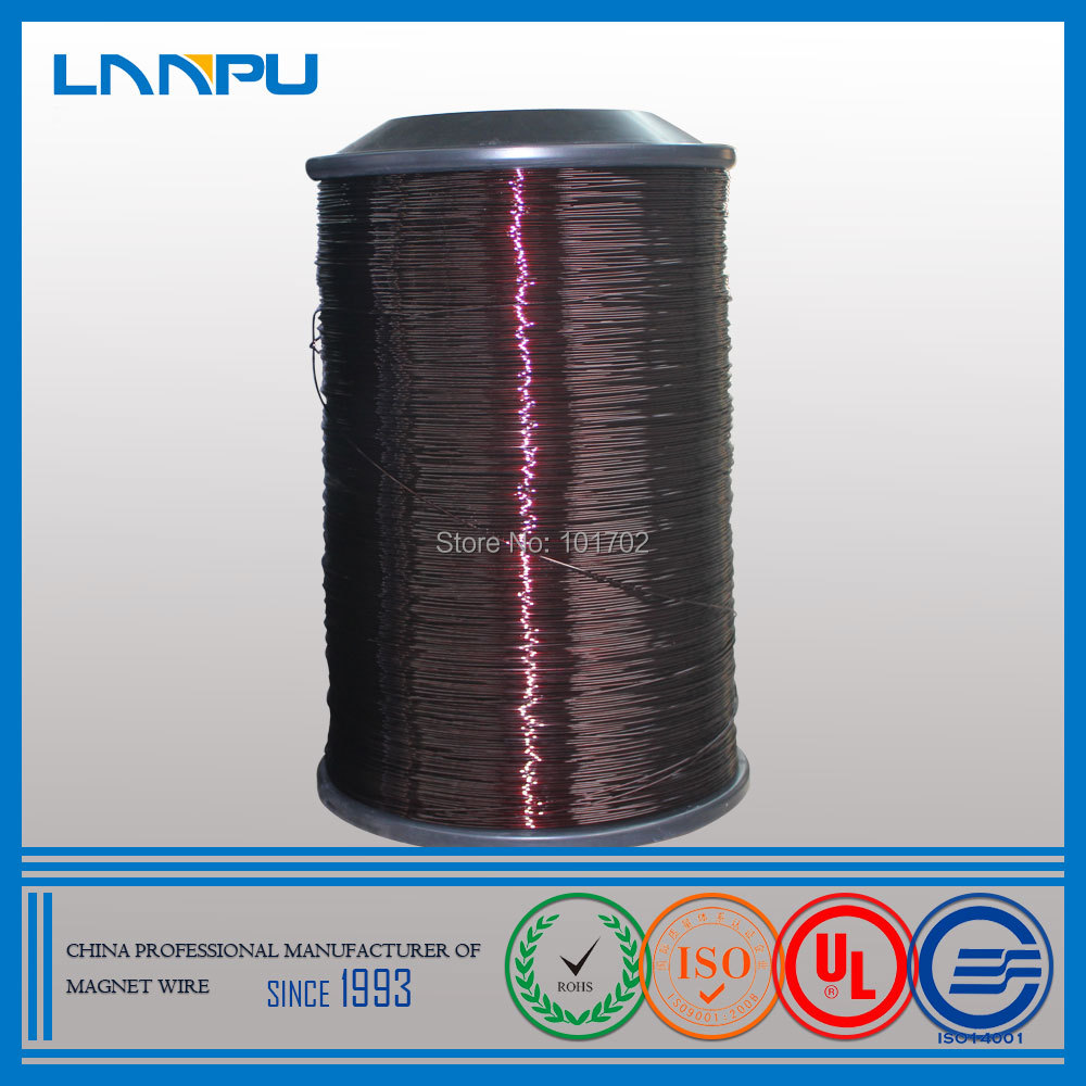 UL Approved Dual Coating Soldering Aluminum Magnet Wire 18 AWG ...