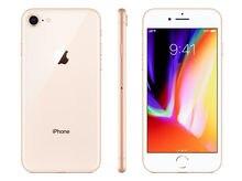 Used Unlocked Original Apple iPhone 8  4.7Inch 64GB/256GB Hexa Core 12.0MP Camera 4G LTE Mobile Phone Fingerprint  Used phone