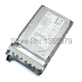 SCSI-Festplatte 300GB/10k/U320/SCA2 LFF - 0D5796 festplatte 400gb 10k fc 40pin 4gbps aj697a