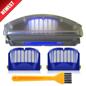 Image 1 - New  For iRobot Roomba 500 600 Series Aero Vac Dust Bin Filter Aerovac bin collecter 510 520 530 535 540 536 531 620 630 650