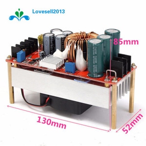 Image 2 - 1500 w 30a dc 부스트 컨버터 스텝 업 전원 공급 장치 모듈 in10 ~ 60 v 출력 12 ~ 90 v s