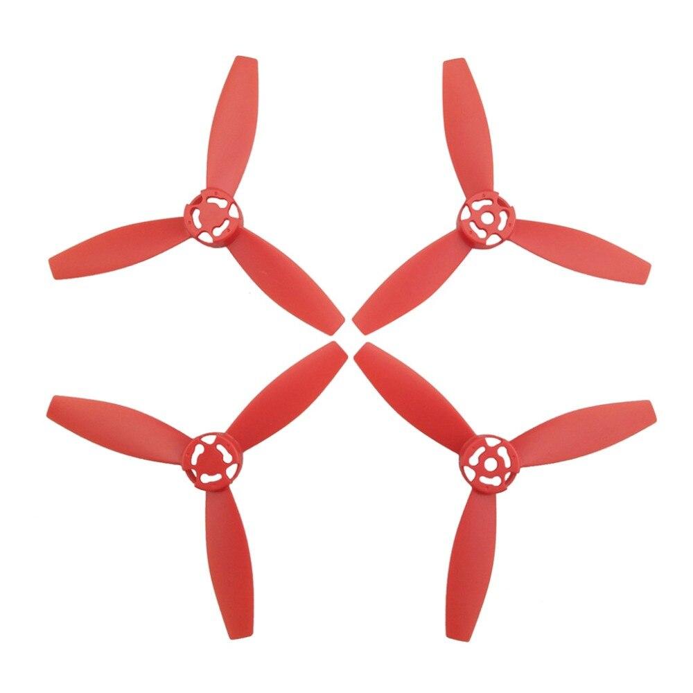 Parrot Bebop 2 Мощность FPV Quadcopter лезвие запасных частей модель пропеллер красный