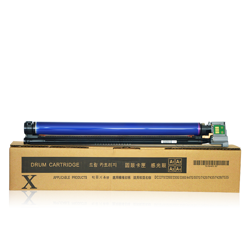 Jianyingchen Suitable Coloration Drum Cartridge Unit For Xerox Docucentre-Iv C2270 C2275 C3370 Laser Printer Copier