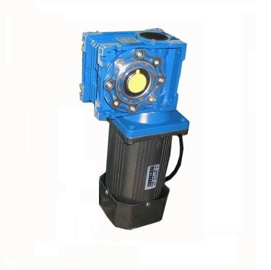 AC 220V 120W whit RV40 worm gearbox ,High-torque Constant speed worm Gear motor,Drive motor,Rolling Shutters motor ac 220v 14w 60ktyz synchronous gear motor replacement high torque 50hz gear box 2 5 110 r min