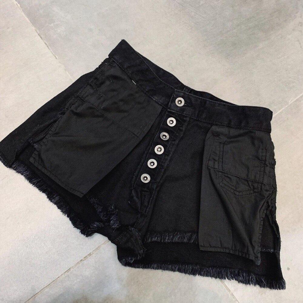 2019 Frauen Casual Sommer Denim 2 Neue Farbe Quaste Shorts Ddxgz2 nIEISrq