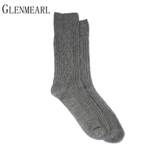 3PK Cotton Men Socks Quality Brand Business Fall Winter Hosiery Thick Warm Plus Size Compression Coolmax Dress Socks For Male