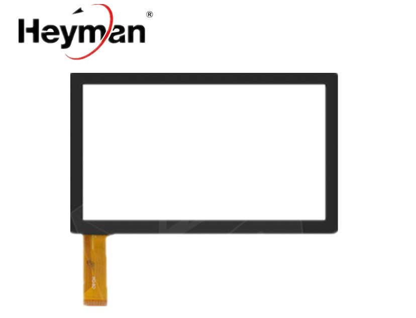 Heyman 7Touchscreen Digitizer for China-Tablet PC 7 for Apache A713 for Assistant AP-712 Glass Panel Front Glass Lens Sensor