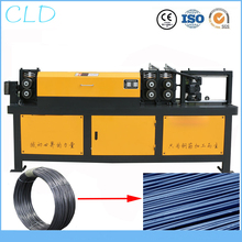 DIA 5-14mm Steel Bar Straightening and Cutting Machine c lin hhj4 n standard steel straightening machine for non count counter memory recalls optional ac380