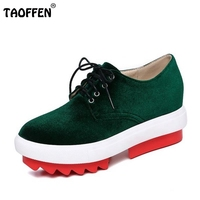 Spring Vintage Lace Up Women Shoes Rome Style Dating Shoes Women Platforms Casual Flats Round Toe