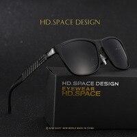 Aluminum Magnesium Sunglasses Men Luxury Brand Men Driving Sport Sunglasses Polarized Goggle Fashion Unisex Male Sunglasses