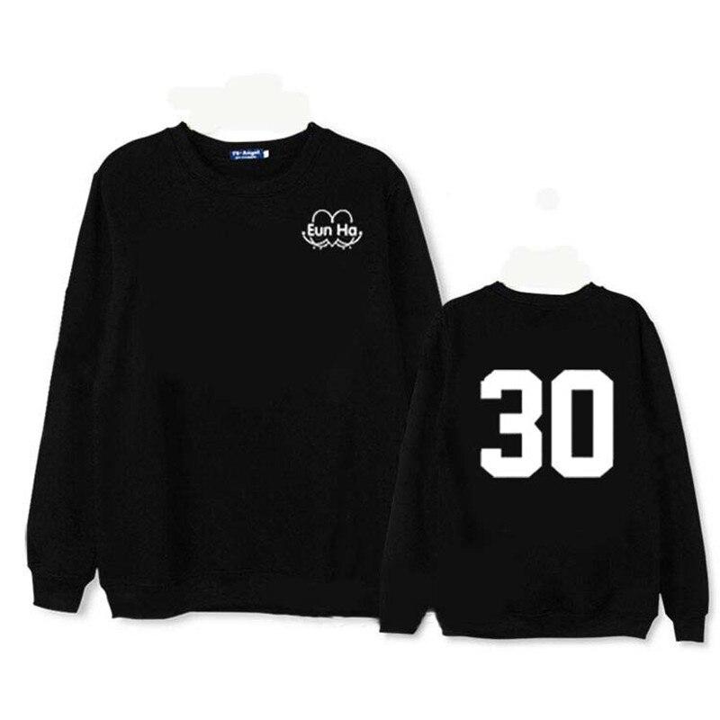 Responsible Hpeiypei Kpop Korean Fashion Gfriend Ten2 Hwang Chiyeul Hcy Cotton Hoodies Clothes Pullovers Sweatshirts Pt281 Hoodies & Sweatshirts