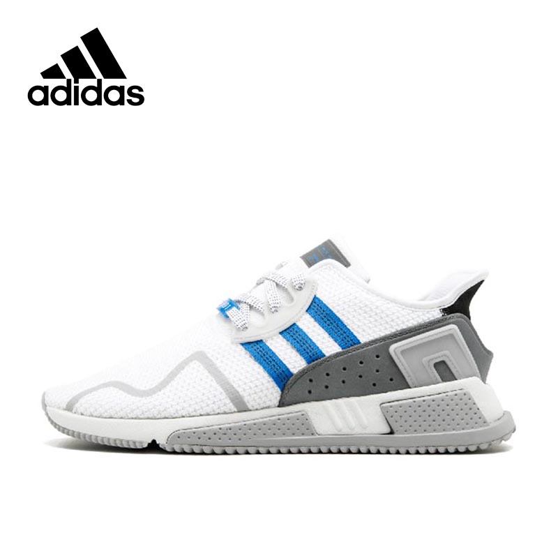 Authentic Adidas Originals EQT ADV Mens Breathable Running Shoes Sports Sneakers Outdoor Comfortable Brand Design New Arrival