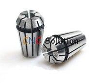 14pcs ER11 High Precision Spring Collet Set 1~7mm for CNC Engraving Spindle Motor New
