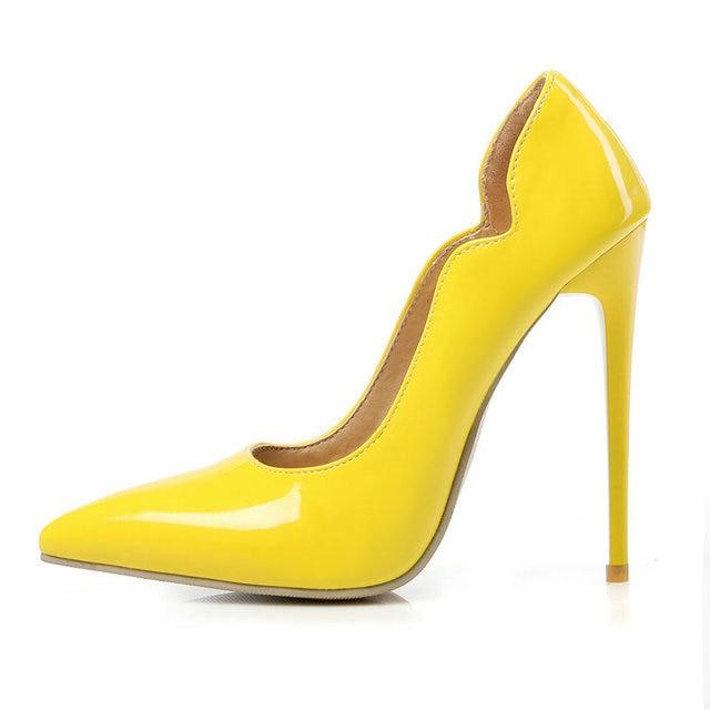 Big Sale Stiletto Shoes For Women Pumps High Heels Fashion Shoes Woman High Heel Shoes Pumps
