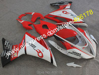 Лидер продаж, дешевые Обтекатели для TRIUMPH обтекателя Daytona 675 2013 2014 2015 Daytona675 13 14 15 красный, черный и белый мотоциклов Обтекатели