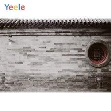 Yeele Wall Decoration Photocall Fade Bricks Grunge Photography Backdrop Personalized Photographic Backgrounds For Photo Studio