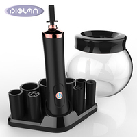 DIOLAN Electric Makeup Brush Cleaner & Dryer Set Make Up Brushes Washing Tool Makeup Brushes In Seconds Protect Bristle