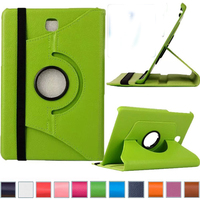 Hot Luxury 360 Rotating PU Leather Stand Case For Samsung GALAXY Tab A 8 0 T350