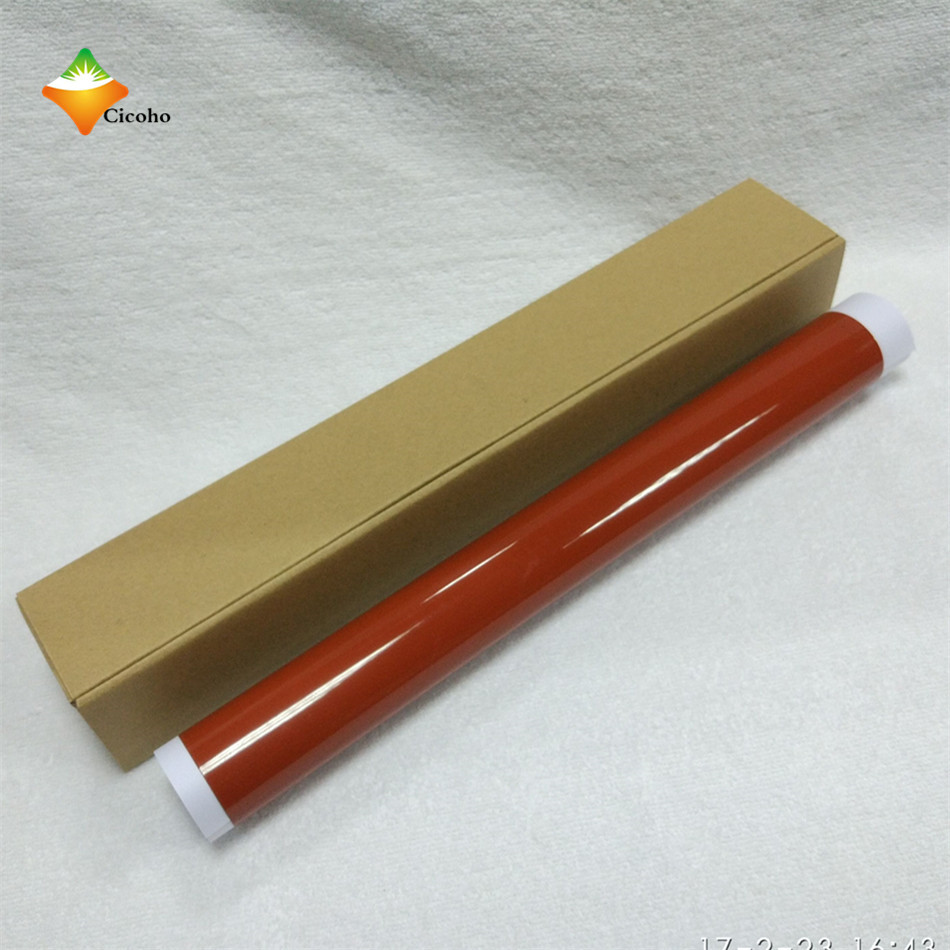 ФОТО BH C451 fuser film for Konica Minolta Bizhub c451 c452 c550 c552 c650 c652 fuser film sleeve / High quality fuser film