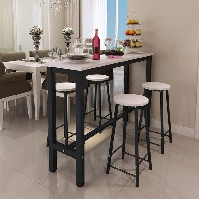 3-Piece Pub Table Set 5