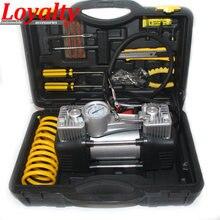 Лояльности предустановленных 12v компрессор шины для легковых
