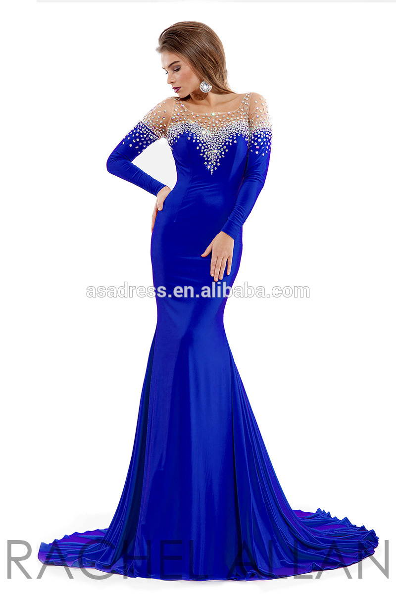 Latest Design Formal Evening Gown Promotion-Shop for Promotional ...