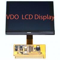 Display lcd a3 a4 a6 vdo para tela de lcd para audi a6 a3 a4 painel lcd reparação
