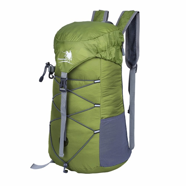 20L Packable Backpack Handy Lightweight Foldable Camping Outdoor Travel Hiking Durable Water Resistant Portable Daypack