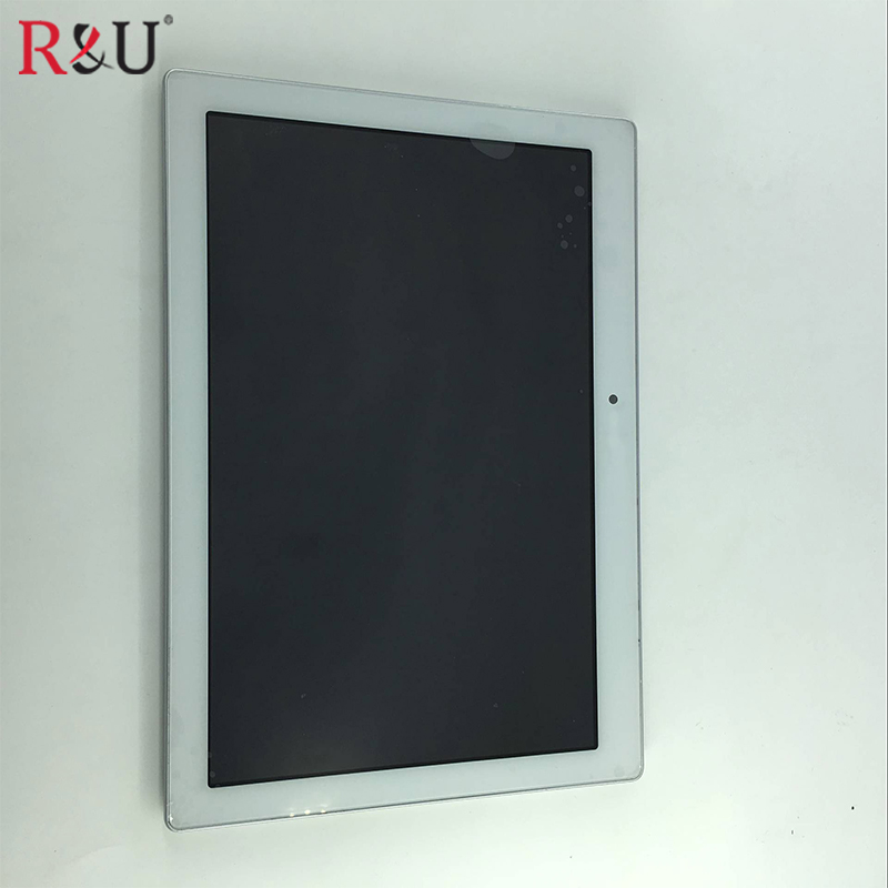 10.1 capacitive touch screen + LCD Display Digitizer Assembly with frame For Lenovo Tab 2 A10-70F lcd display screen panel monitor repair part p101kda ap1 p101kda ap1 10 1inch hd lcd for lenovo tab 2 a10 70l a10 70lc a10 70f