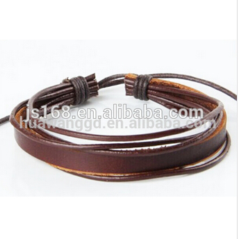 Leather Bracelet Supplies Making Men