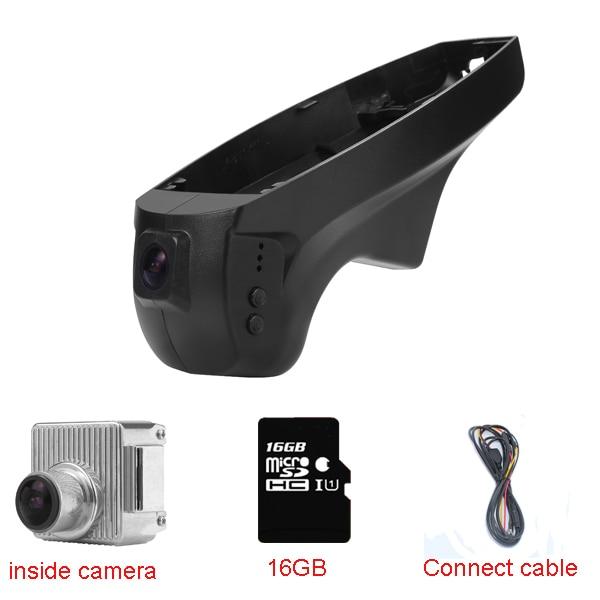 Car DVR Video Recorder Dash Cam For BMW X5(E70)/X6(E71