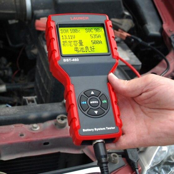 Battery Testing Equipment : Car battery testing equipment bst tester multi