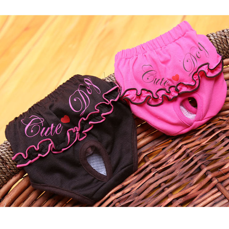 5 цветов, штаны для собак/кошек, шорты для собак, физиологические штаны для маленьких собак, моющиеся женские гигиенические шорты, трусики с надписью для Dogs5|Шорты для собак|   | АлиЭкспресс