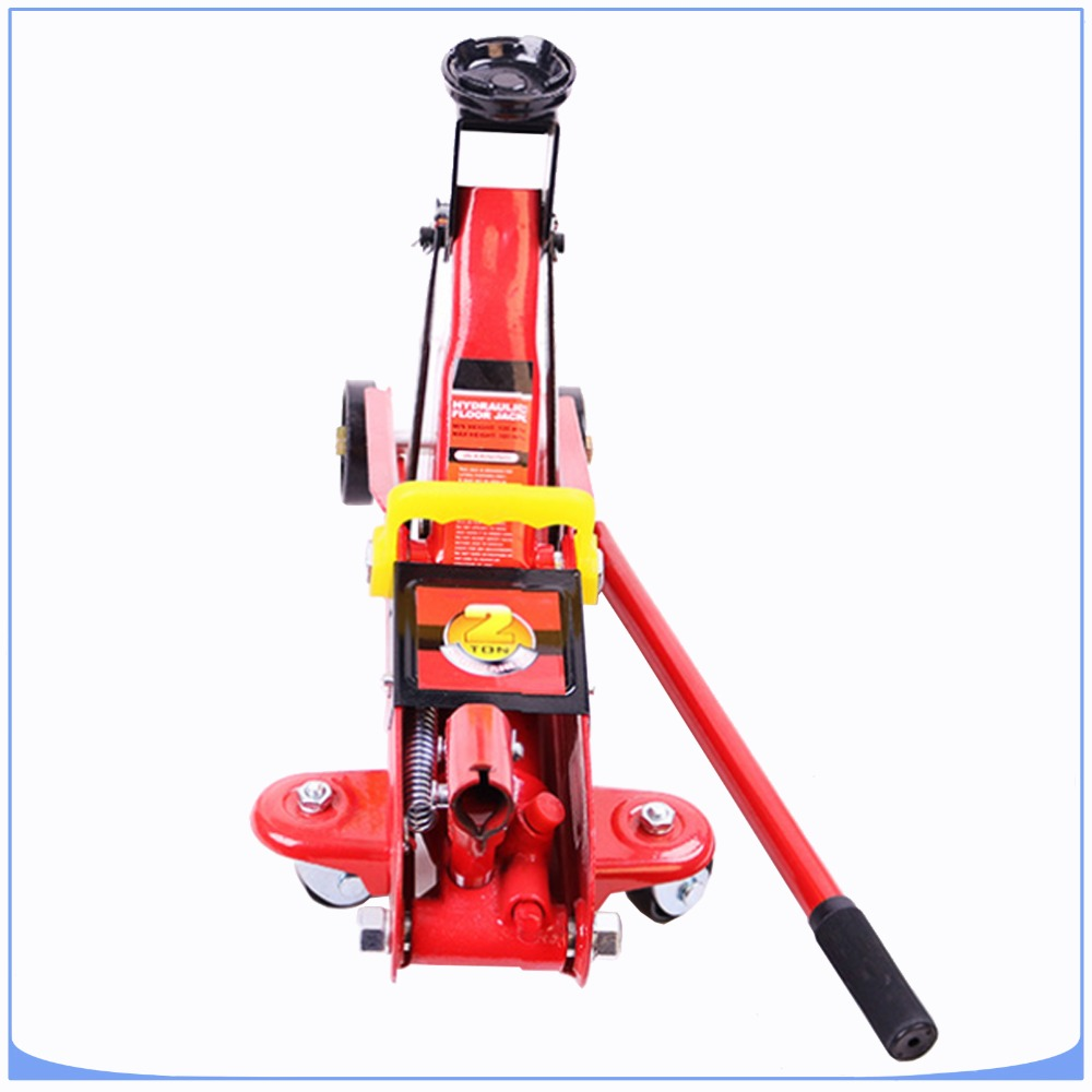 3 Ton Mini Portable Floor Jack Vehicle Car Garage Auto ...