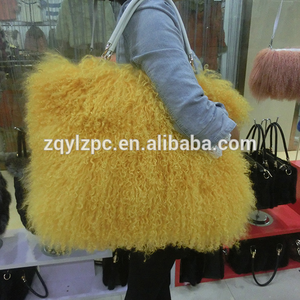 363e26074a Buy sheep fur bags and get free shipping on AliExpress.com