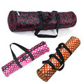 Yoga mat waterproof bag multi-function large volume Fitness yoga shoulder bags for Men and Women